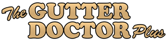 The Gutter Doctor Plus Retina Logo