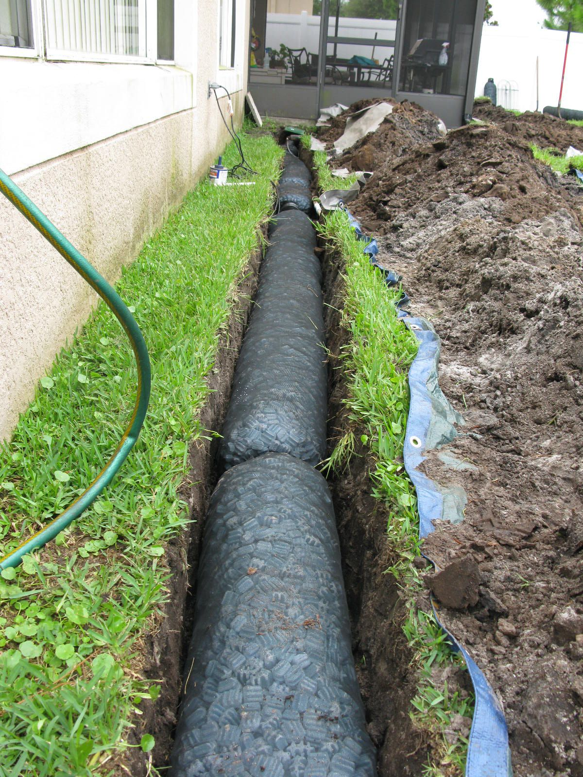 French Drain 3